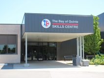 Skills Centre at Loyalist College