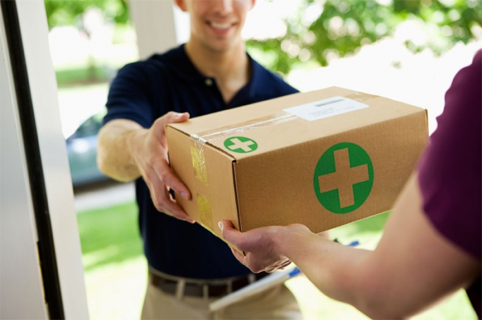 Marijuana Delivered to Your Door in the US, Just Like Pizza  But Is